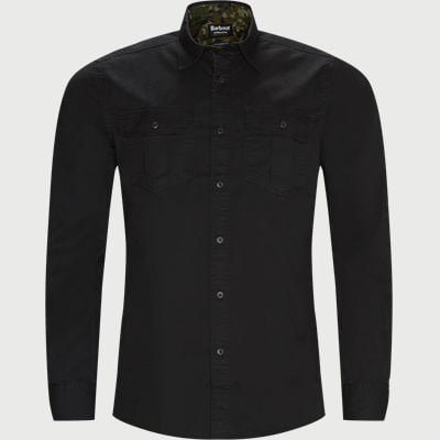 Carving Shirt Tailored fit | Carving Shirt | Sort