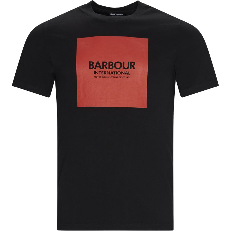 Image of   Barbour - Block Tee