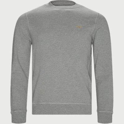 Saltire Sweatshirt Regular | Saltire Sweatshirt | Grå