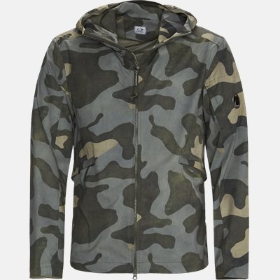 Pro Tek Lens Detail Short Jacket Regular | Pro Tek Lens Detail Short Jacket | Army