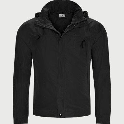 Memri Goggle Hood Jacket Regular | Memri Goggle Hood Jacket | Sort