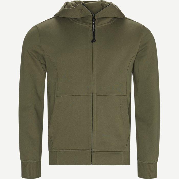 Sweatshirts - Regular - Oliv