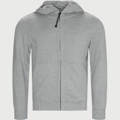 Goggle Hood Sweatshirt Regular | Goggle Hood Sweatshirt | Grå
