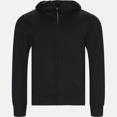 Goggle Hood Sweatshirt Regular | Goggle Hood Sweatshirt | Sort