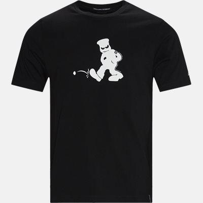 Logo T-shirt Regular | Logo T-shirt | Sort