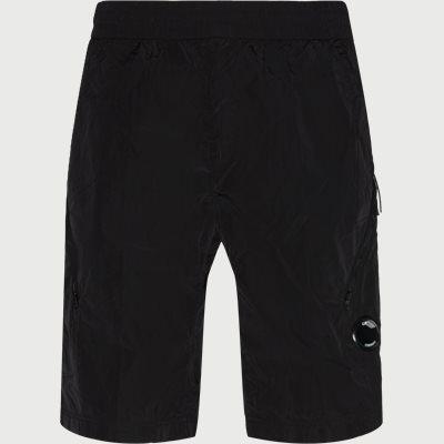 Regular | Shorts | Svart