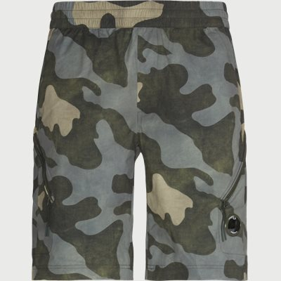 Camo Lens Pocket Shorts Regular | Camo Lens Pocket Shorts | Army