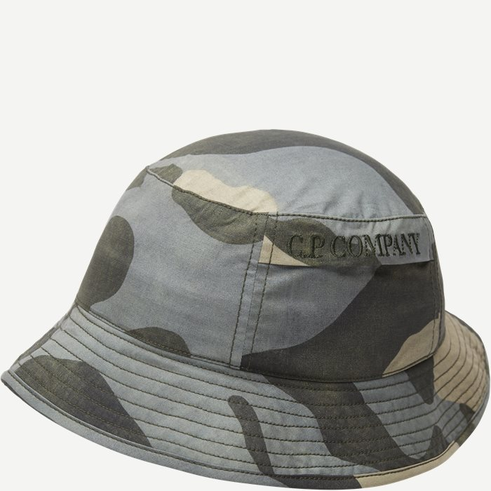 Camo Bucket Hat - Caps - Army