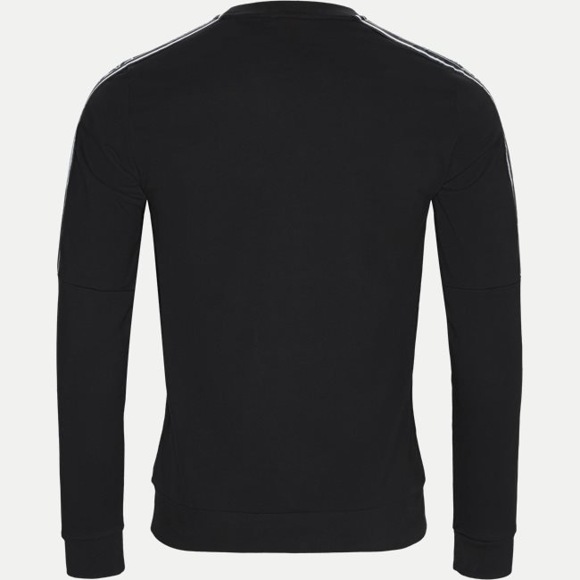 Logo Band Crew Neck Sweatshirt