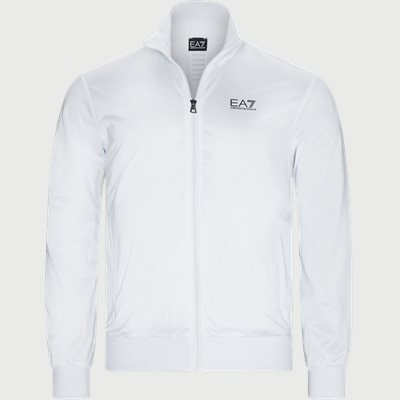 Track Jacket Regular | Track Jacket | Hvid
