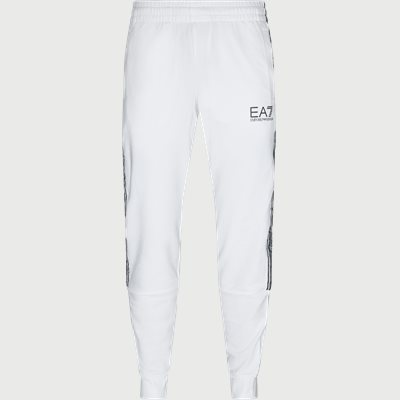 Logo Sweatpants Regular | Logo Sweatpants | Hvid