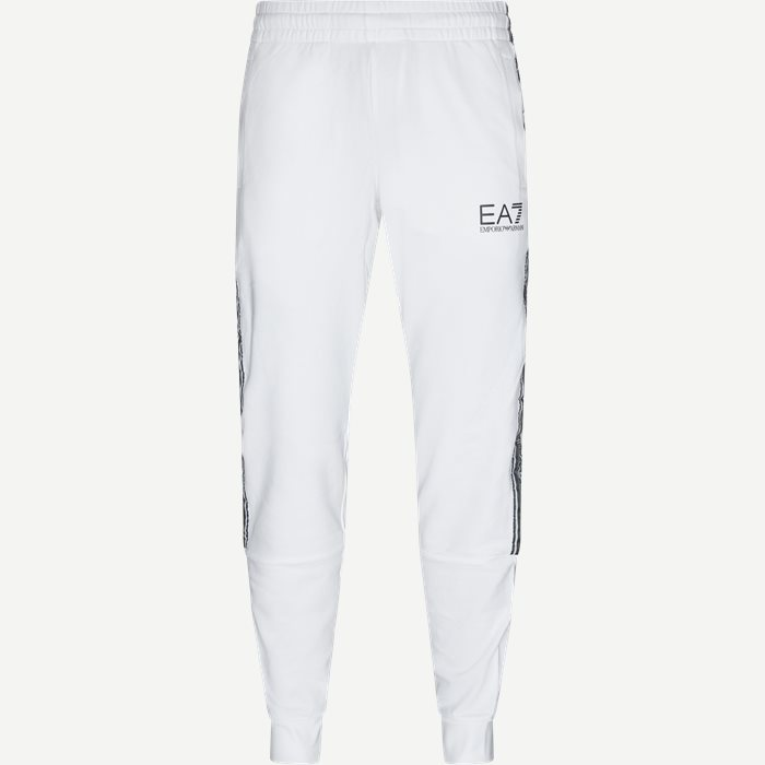 Trousers - Regular - White