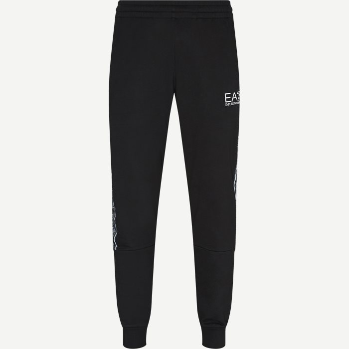 Logo Sweatpants - Bukser - Regular - Sort