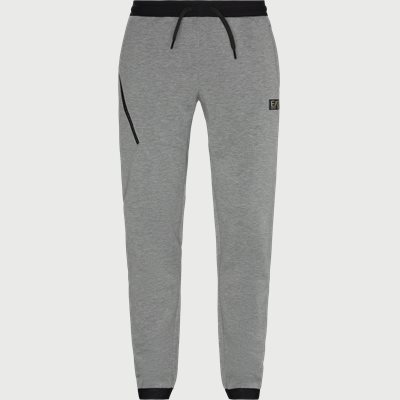 Logo Sweatpant Regular | Logo Sweatpant | Grå