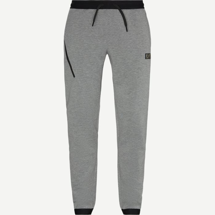 Logo Sweatpant - Bukser - Regular - Grå