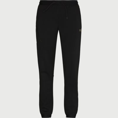 Logo Sweatpant Regular | Logo Sweatpant | Sort