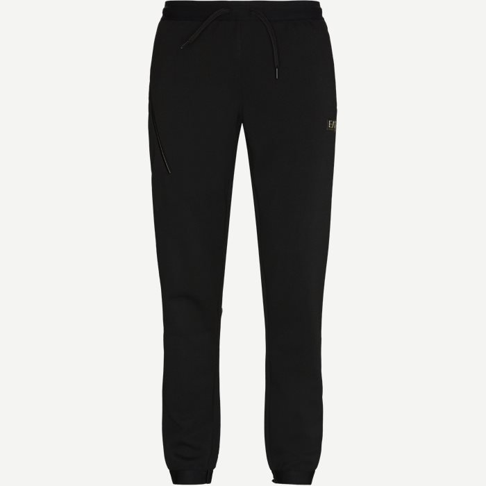 Logo Sweatpant - Bukser - Regular - Sort