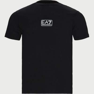 Logo T-shirt Regular | Logo T-shirt | Sort