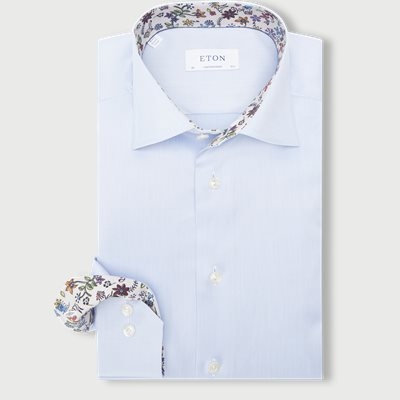 3000 Signature Twill Skjorte 3000 Signature Twill Skjorte | Blå