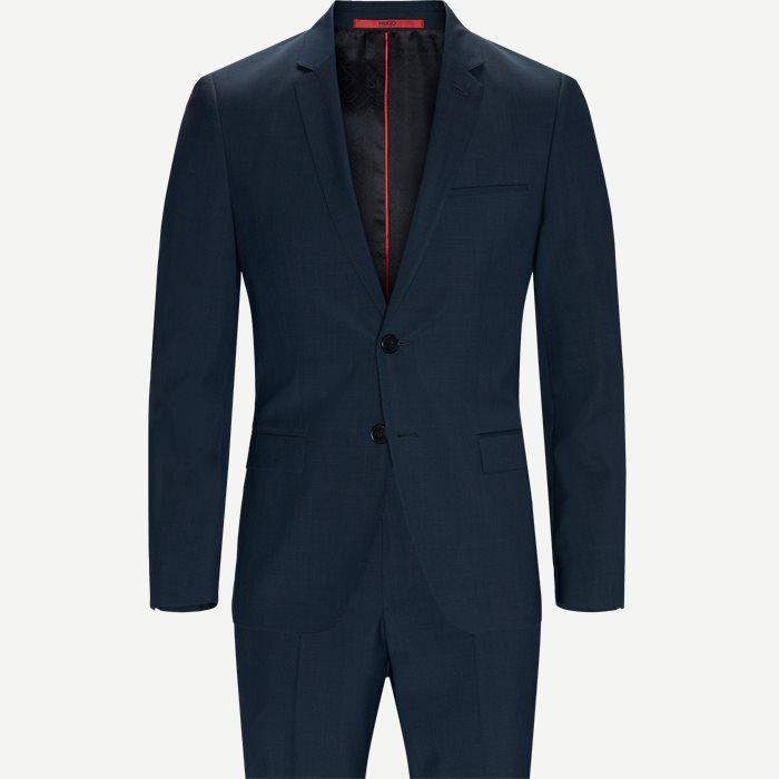 Suits - Ekstra slim fit - Blue