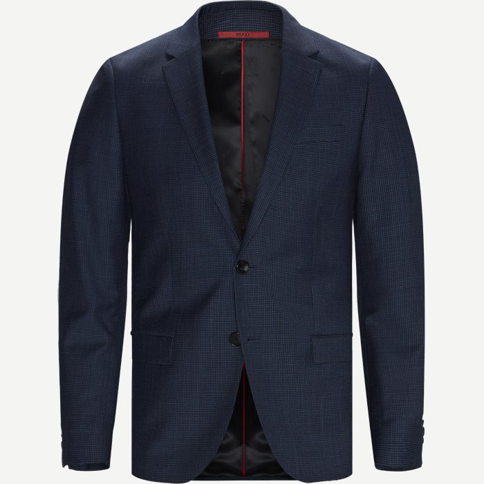 Harvey Blazer - Blazer - Slim - Blå