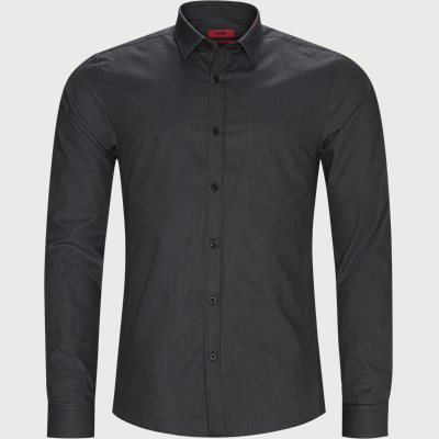 Ekstra slim fit | Shirts | Black