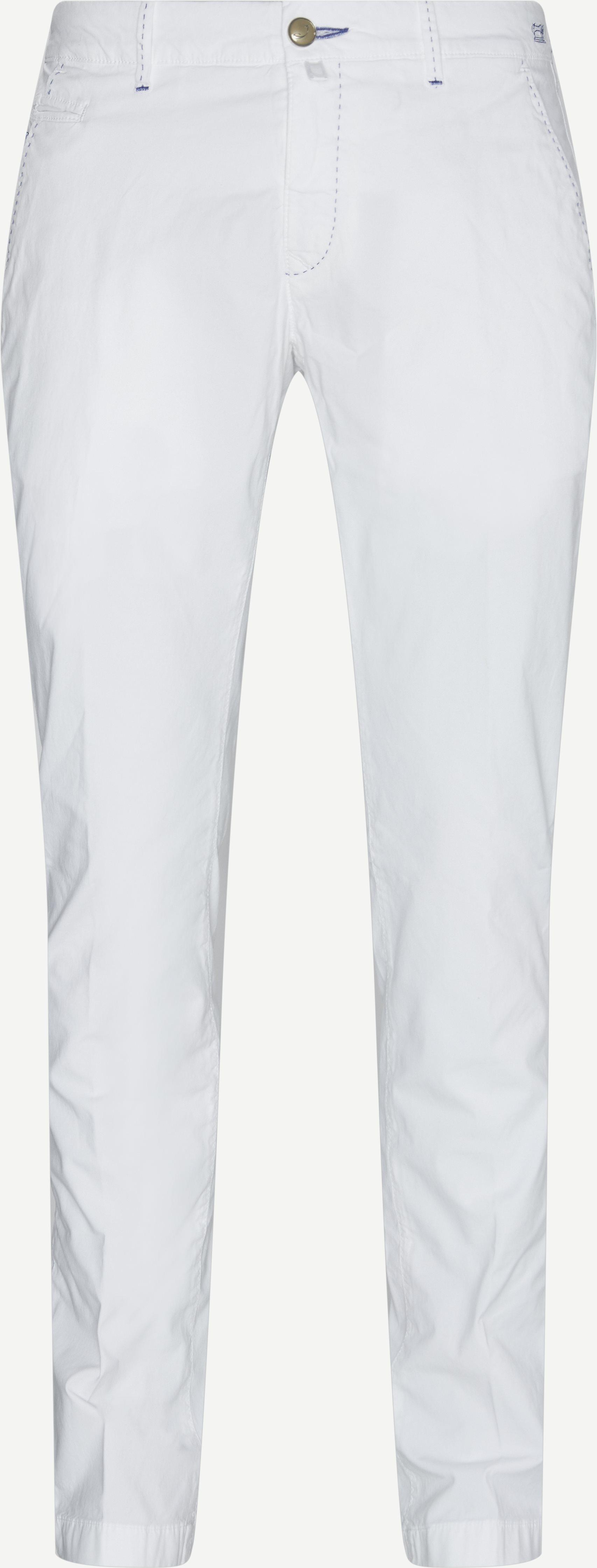 Hosen - Slim - Weiß