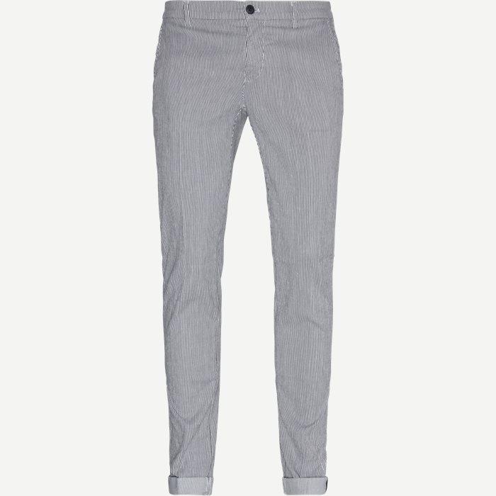 Byxor - Ekstra slim fit - Blå