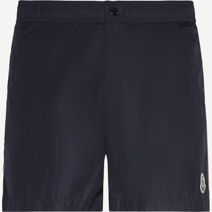 Boxer Mare Badeshorts - Shorts - Regular - Blå