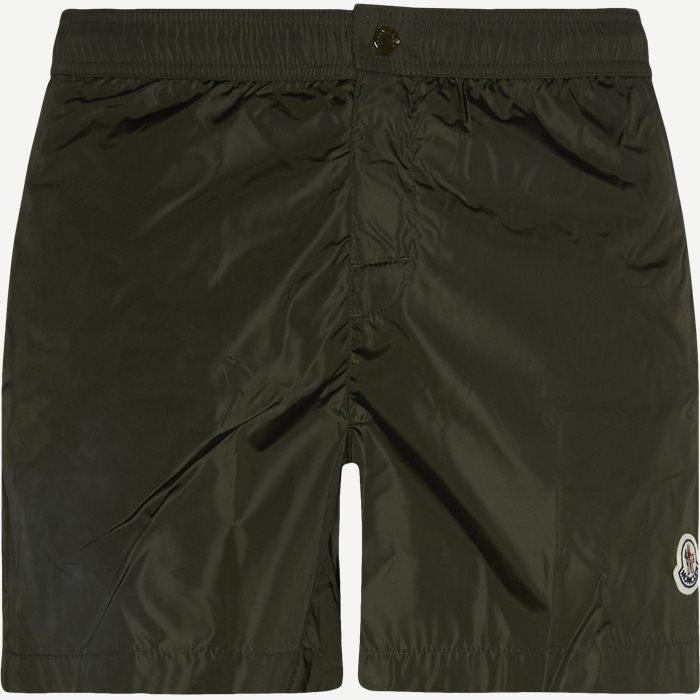 Boxer Mare Badeshorts - Shorts - Regular - Army