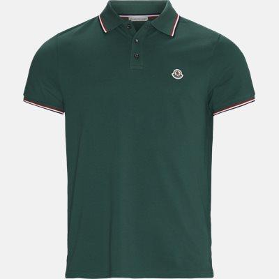 Maglia Polo Manica T-shirt Regular | Maglia Polo Manica T-shirt | Grøn