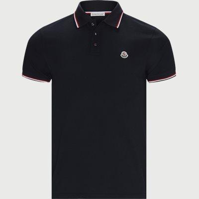 Maglia Polo Manica T-shirt Regular | Maglia Polo Manica T-shirt | Blå