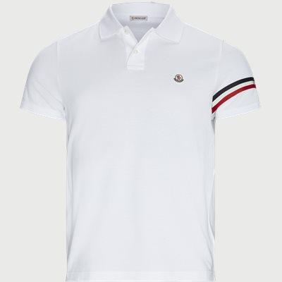 Maglia Polo Manica C T-shirt Regular | Maglia Polo Manica C T-shirt | Hvid