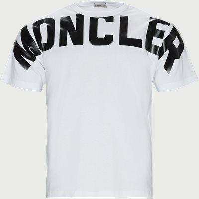 Maglia T-shirt Oversized | Maglia T-shirt | Hvid