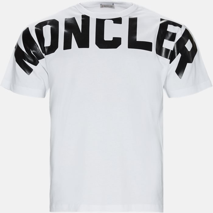 T-shirts - Oversized - White