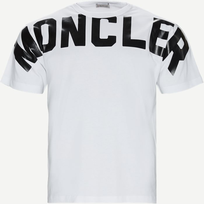 Maglia T-shirt - T-shirts - Oversized - Hvid