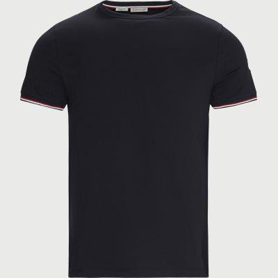 Maglia T-shirt Slim | Maglia T-shirt | Blå
