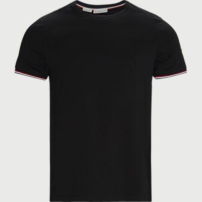 Maglia T-shirt Slim | Maglia T-shirt | Sort