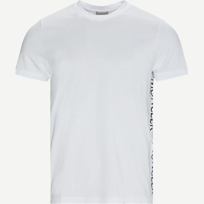 Maglia T-shirt - T-shirts - Regular - Hvid