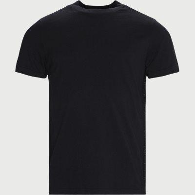 Maglia T-shirt Regular | Maglia T-shirt | Sort