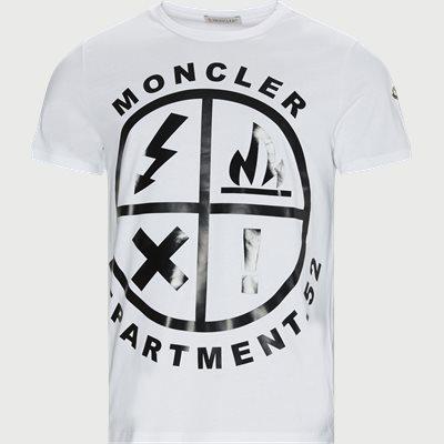Maglia T-shirt Regular | Maglia T-shirt | Hvid