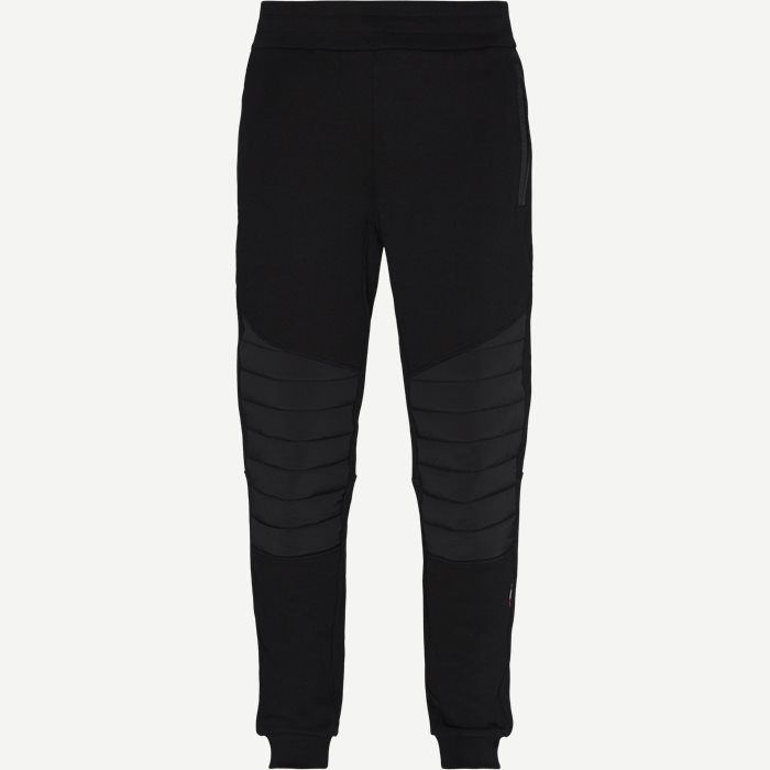 Pantalone Sweatpants - Bukser - Regular - Sort