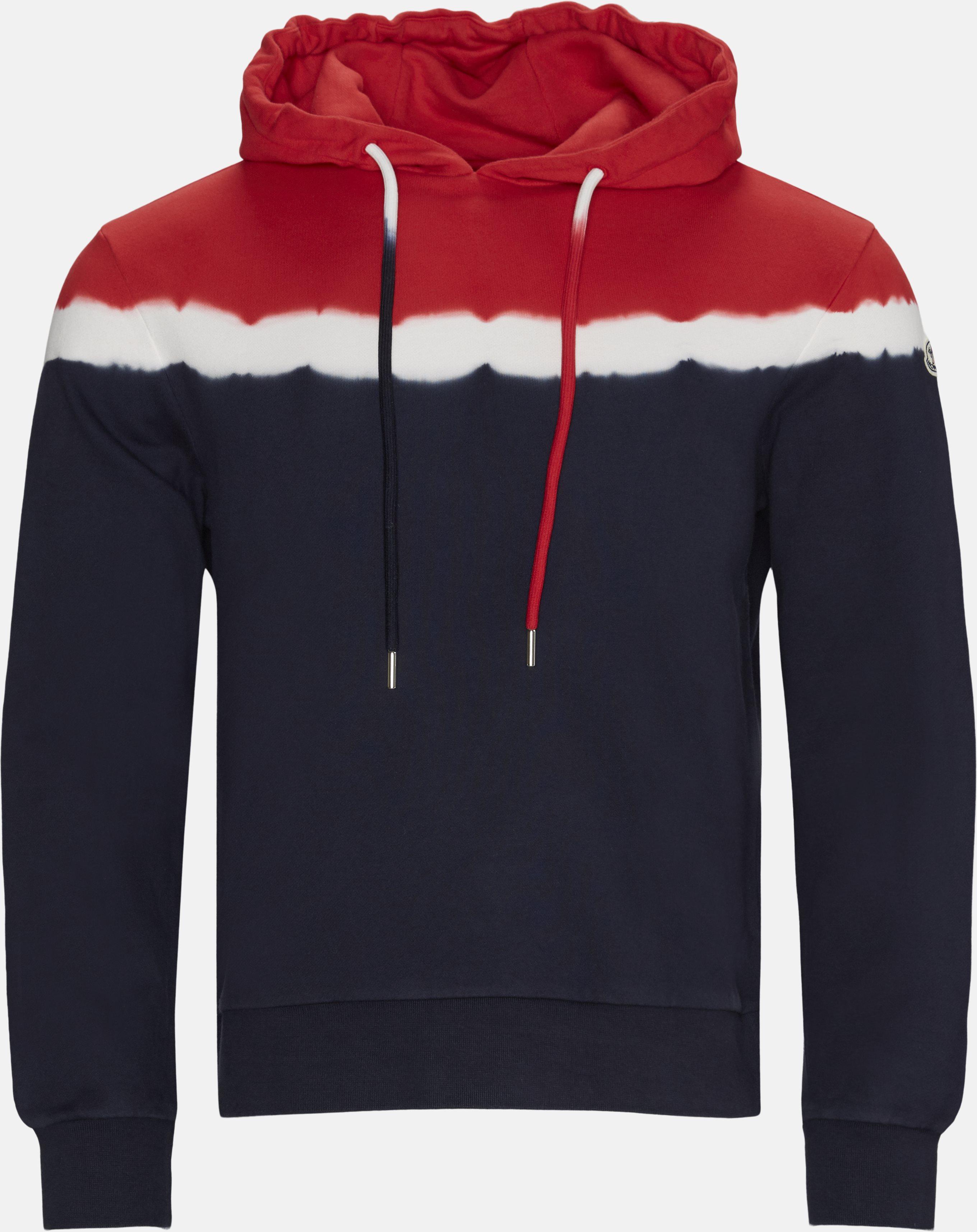 Sweatshirts - Regular fit - Blue