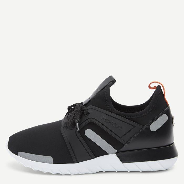 Emilien Scarpa Sneaker - Sko - Sort