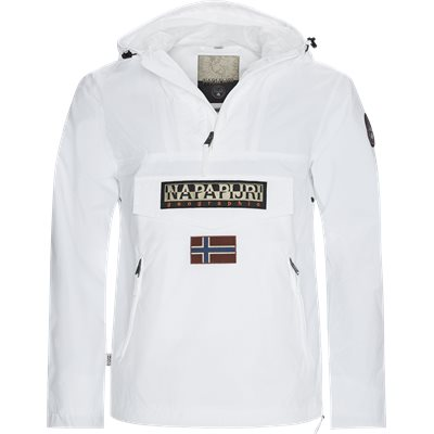 Rainforest S PKT 1 Jacket Regular | Rainforest S PKT 1 Jacket | Hvid