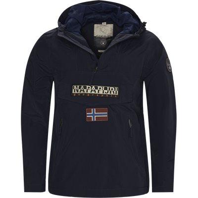 Rainforest S PKT 1 Jacket Regular | Rainforest S PKT 1 Jacket | Blå