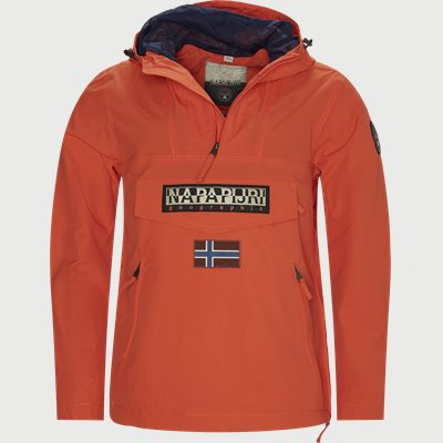 Rainforest S PKT 1 Jacket Regular | Rainforest S PKT 1 Jacket | Orange