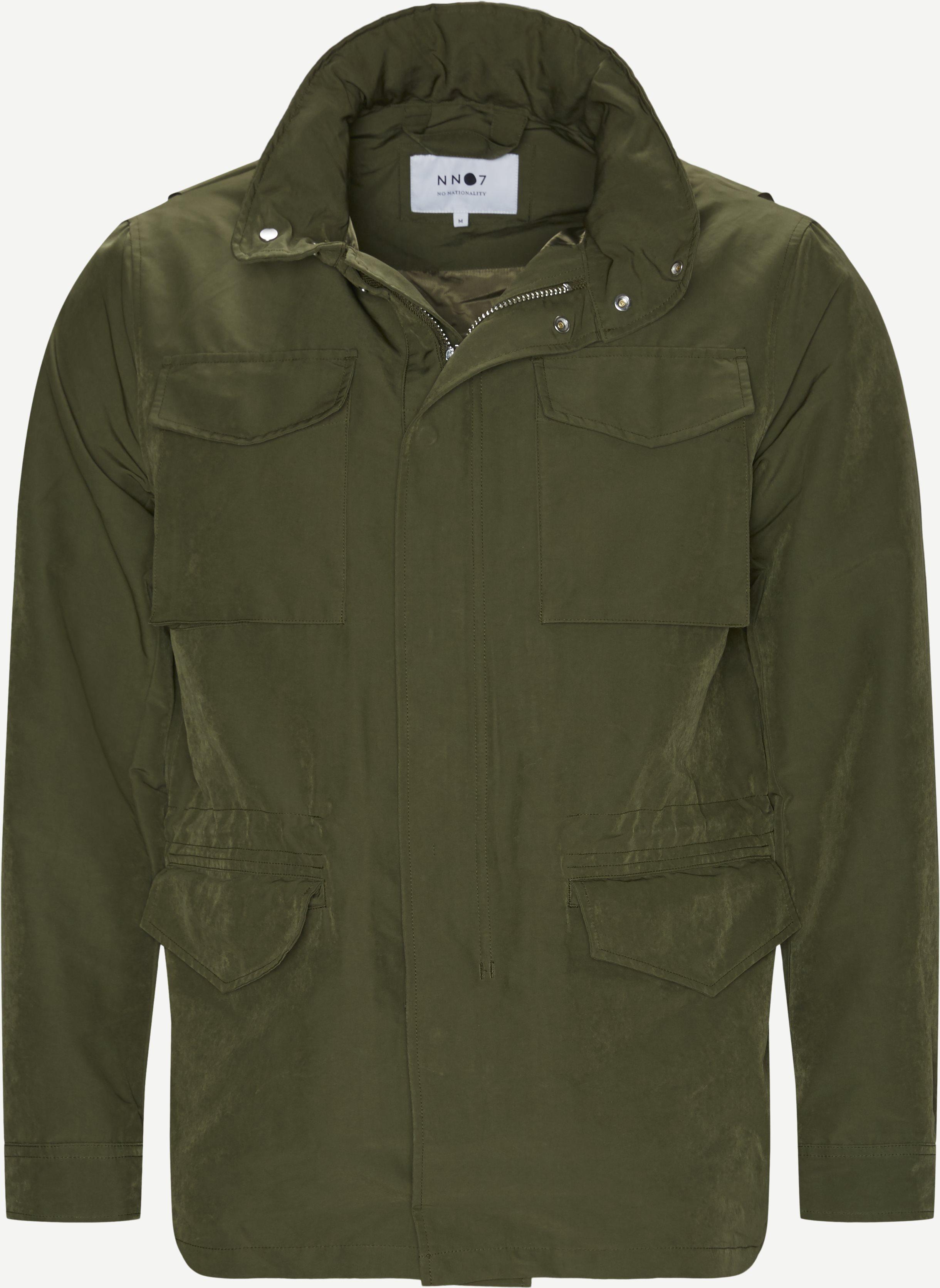 Field Jacket - Jakker - Regular - Army