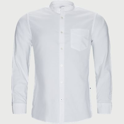 Justin Skjorte Regular | Justin Skjorte | Hvid