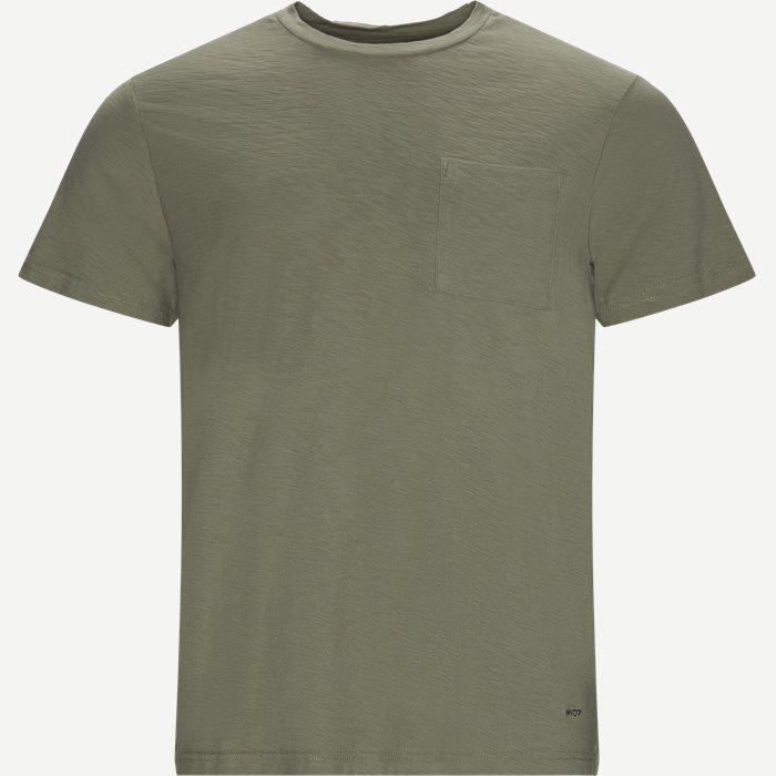 Aspen T-shirt - T-shirts - Army